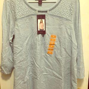 Gloria Vanderbilt Women's blouse